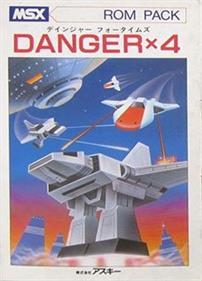 Danger X4