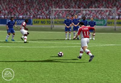FIFA Soccer 10 - Screenshot - Gameplay