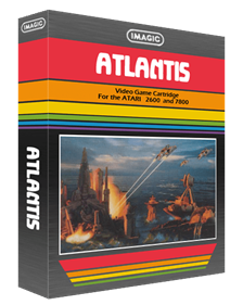 Atlantis - Box - 3D