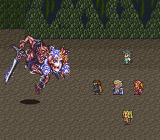 Romancing Sa·Ga 2 - Screenshot - Gameplay