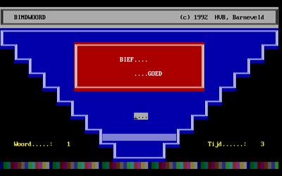 Bind-Woord - Screenshot - Gameplay
