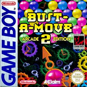 Bust-A-Move 2: Arcade Edition - Box - Front