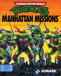 Teenage Mutant Ninja Turtles: Manhattan Missions