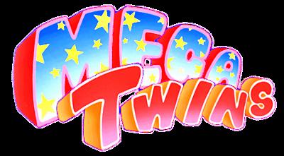 Mega Twins - Clear Logo