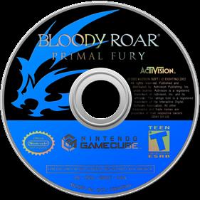 Bloody Roar: Primal Fury - Disc