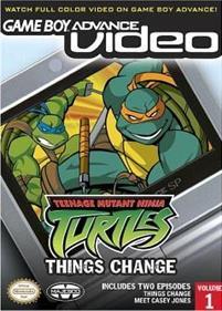 Game Boy Advance Video: Teenage Mutant Ninja Turtles: Things Change