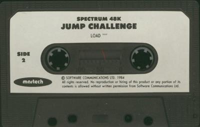 Eddie Kidd Jump Challenge - Cart - Front