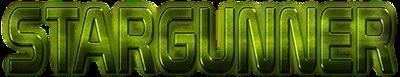 Stargunner - Clear Logo