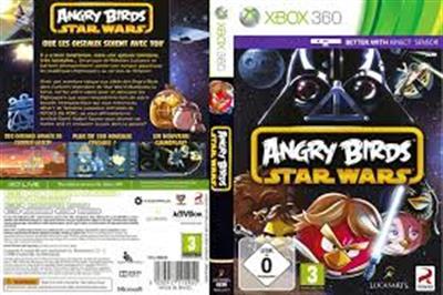 Angry Birds: Star Wars - Box - Back