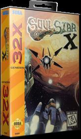 Soulstar X - Box - 3D