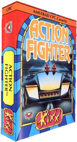 Action Fighter - Box - 3D