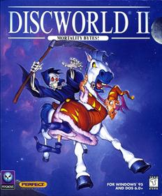 Discworld II: Missing Presumed...!?