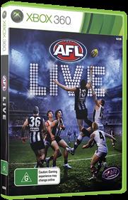 AFL Live - Box - 3D