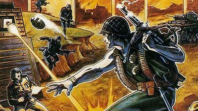 Commando - Fanart - Background