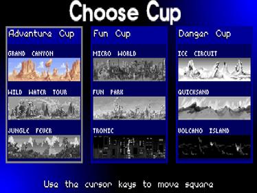 2 Fast 4 U - Screenshot - Game Select