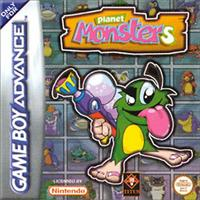 Planet Monsters - Box - Front