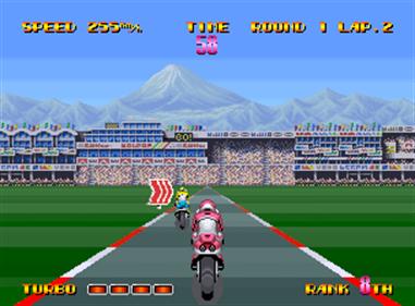 Riding Hero - Screenshot - Gameplay