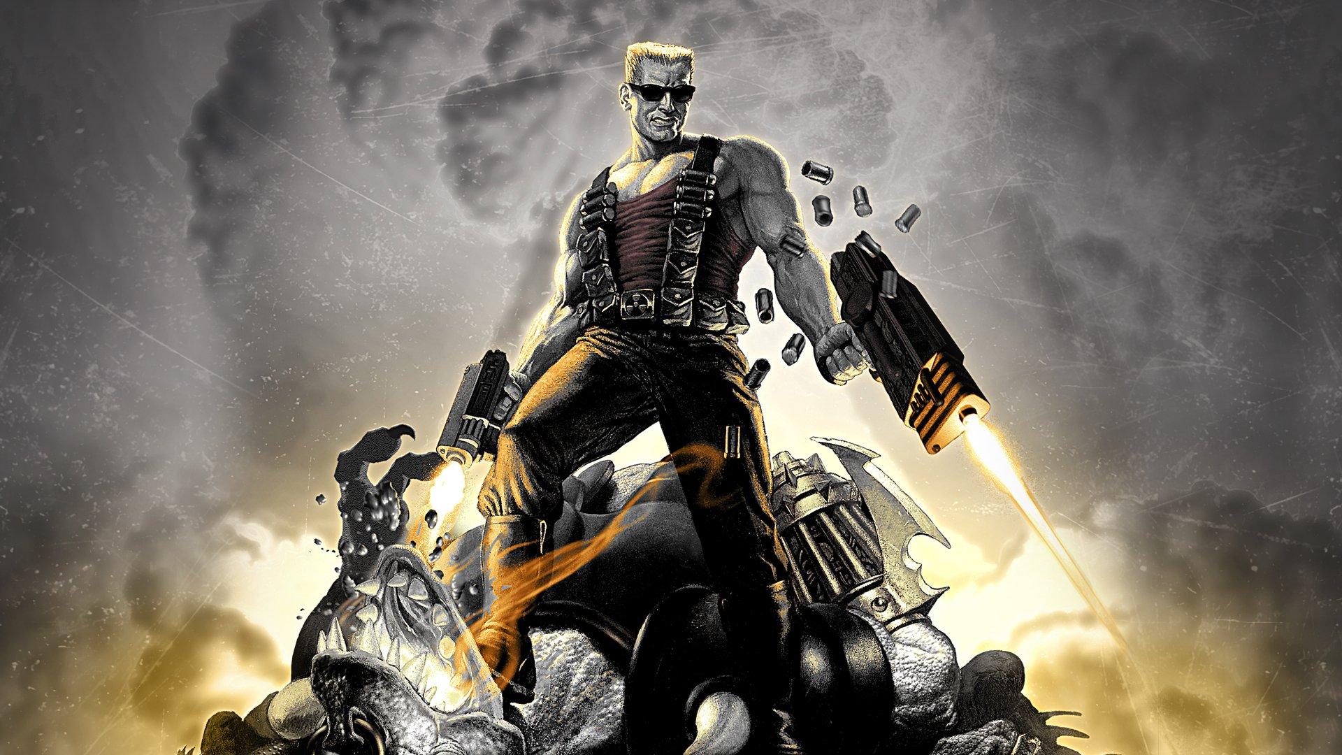 Duke Nukem 3D Atomic Edition