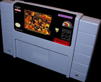 WWF Raw - Cart - 3D