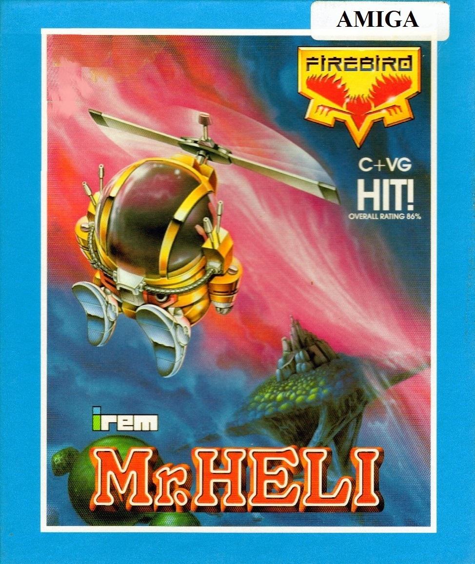 Mr  HELI Details - LaunchBox Games Database