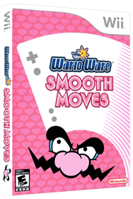 WarioWare: Smooth Moves - Box - 3D
