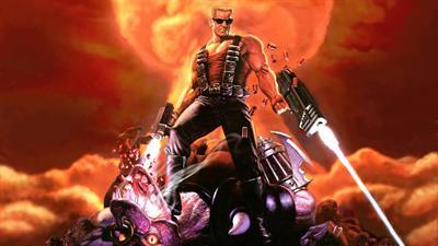 Duke Nukem: Zero Hour - Fanart - Background