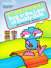 Tink! Tonk!: Tonk in the Land of Buddy-Bots