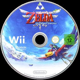 The Legend of Zelda: Skyward Sword - Disc
