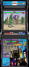 Virtua Fighter 2 - Arcade - Cabinet