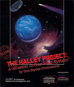 The Halley Project: A Mission In Our Solar System