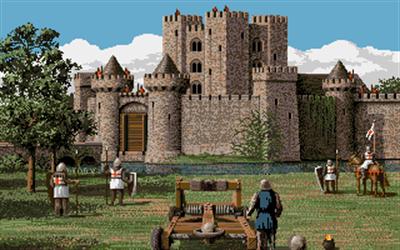 Defender of the Crown II - Screenshot - Gameplay