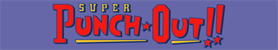 Super Punch-Out!! - Banner