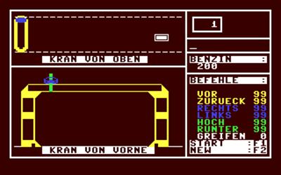 Computer Kran - Screenshot - Gameplay