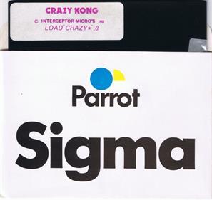 Crazy Kong - Disc