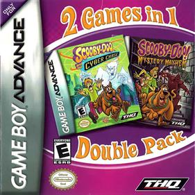 2 Games in 1 Double Pack: Scooby-Doo and the Cyber Chase + Scooby-Doo!: Mystery Mayhem