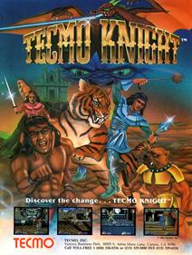 Tecmo Knight