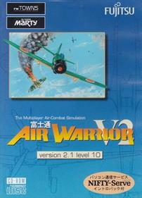 Air Warrior V2