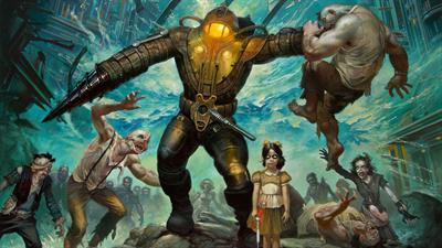 BioShock 2 - Fanart - Background
