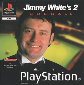 Jimmy White's 2: Cueball - Box - Front