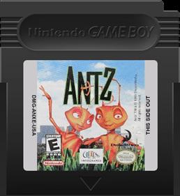 Antz - Fanart - Cart - Front