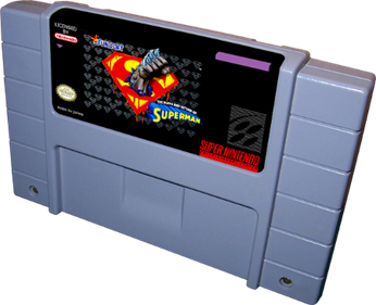 The Death and Return of Superman - Cart - 3D