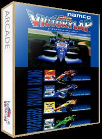 Ace Driver: Victory Lap - Box - 3D