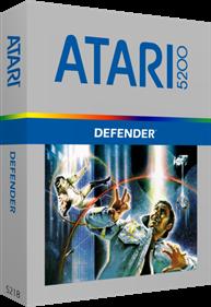 Defender - Box - 3D