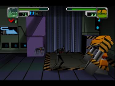 Batman Beyond: Return of the Joker - Screenshot - Gameplay