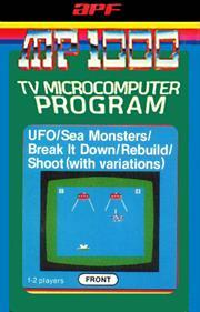 Ufo, Sea Monsters, Break It Down, Rebuild, Shoot
