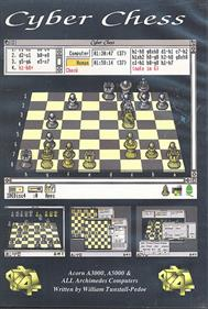 Cyber Chess - Box - Front
