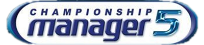 Championship Manager 5 - Clear Logo