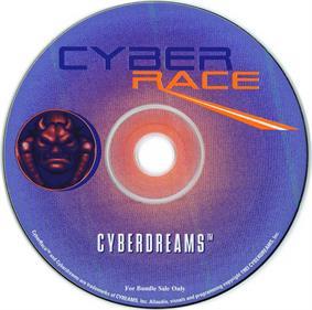 CyberRace - Disc