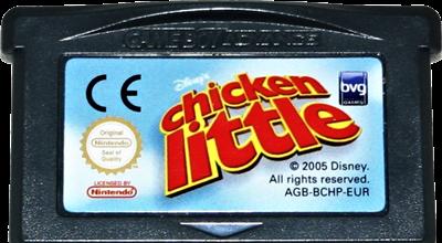 Chicken Little - Cart - Front
