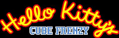 Hello Kitty's Cube Frenzy - Clear Logo